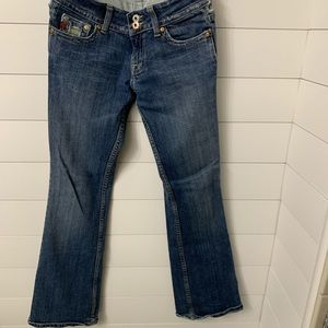 Miss Me Camo Jeans size 26